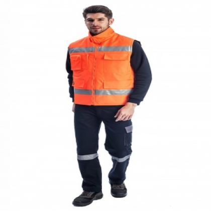 Everest HI-VIS Yelek 1